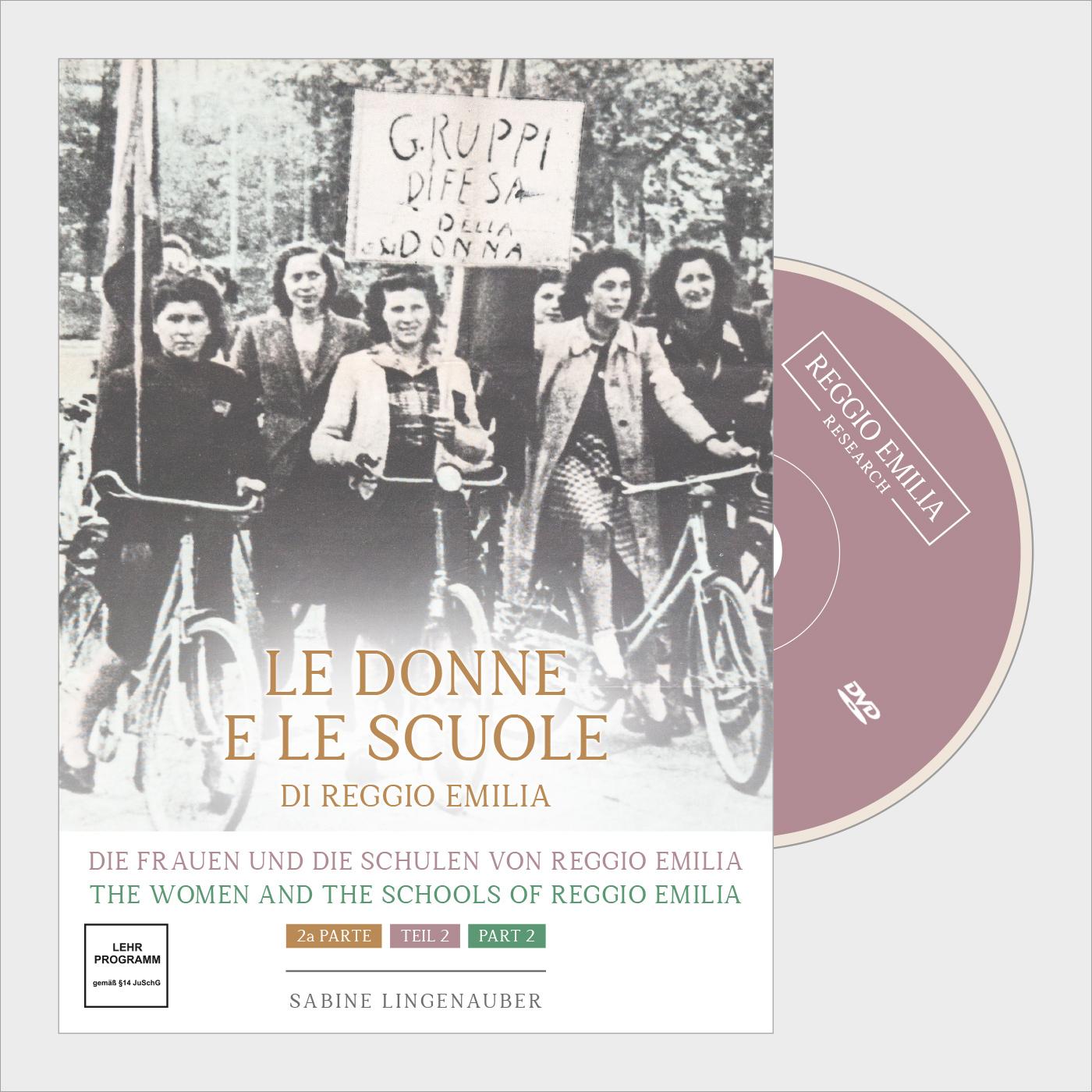 Reggio Emilia Research: Publikationen