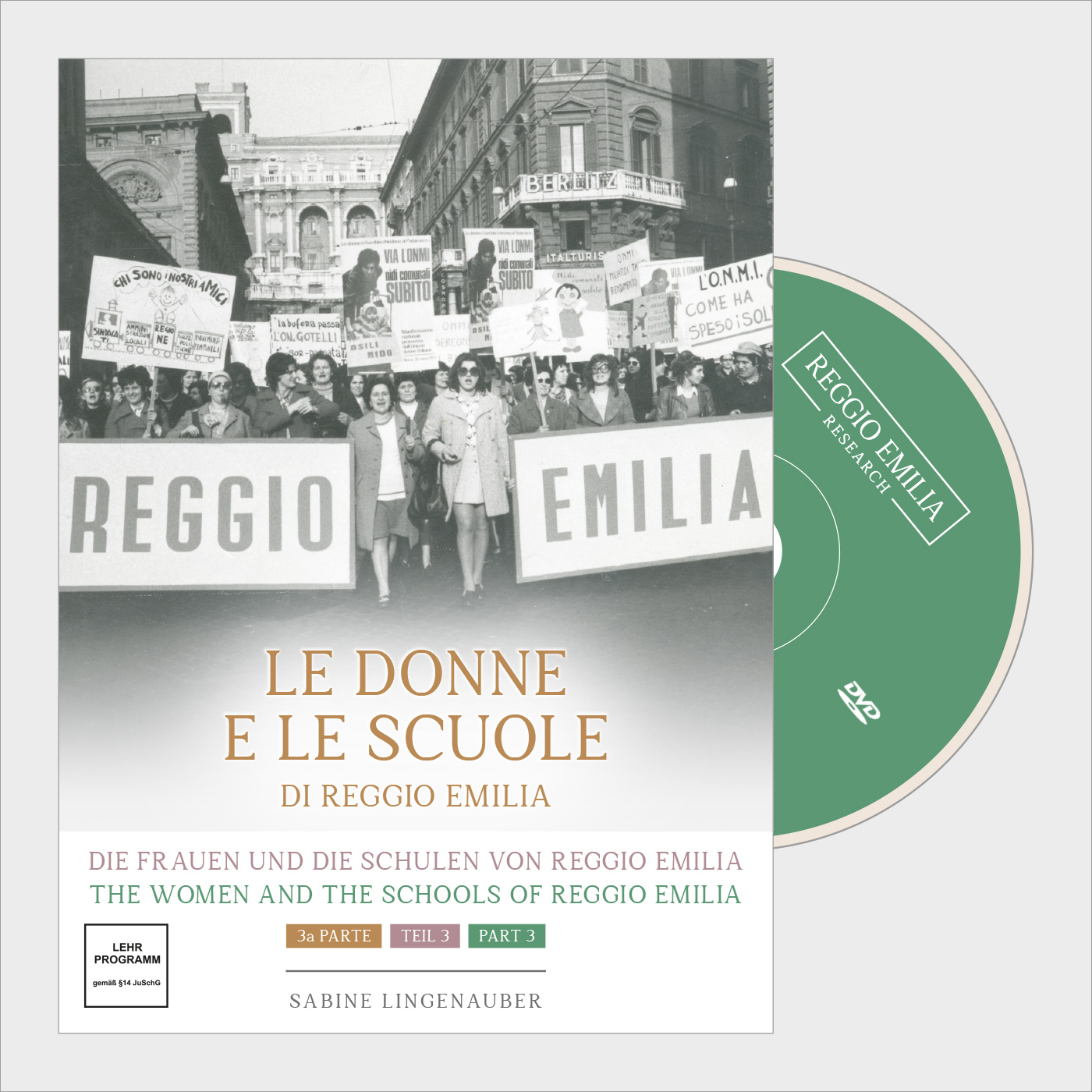 Reggio Emilia Research: Vorschau